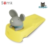 Semk - Mic Door Stopper (Gray Rat)