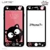 LOFTER Pets Full Cover - Black Cat (iPhone7+)