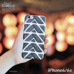 iKE Case - Black Triangle (iPhone6/6s)
