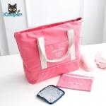 RONG.SHI.DAI Layer Bag (Pink)