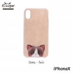 MAOXIN Meaw Series Case - Dora (iPhoneX)