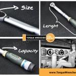 วิธีใช้ประแจปอนด์ ( ประแจทอร์ค ) Adjustable Click Type Torque Wrenches