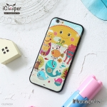 3D Case - Frogs and Fishes (iPhone6+/6s+)