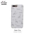 MAOXIN Japan Series Case - Deer-Fox (iPhone7+/8+)