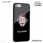LOFTER Cartoon Mirror - Vendetta (iPhone6/6s)