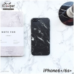 Marble Case - Black (iPhone6+/6s+)