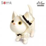 Semk - Kat Saving Bank (Cats/White Dress Suit)