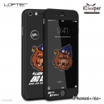 LOFTER Cartoon Full Cover - Mstr Grizzly (iPhone6+/6s+)