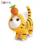 Semk - Kat Saving Bank (Cats/Yellow Tiger Clothing)