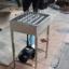 เครื่องล้างขวด 24 หัวล้าง (พร้อมแผ่นล็อก, ลัง, มีโซลีนอยด์)