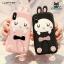 LOFTER Cute Rabbit Silicone - Black (iPhoneX) thumbnail 3