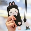 LOFTER Cute Rabbit Silicone - Black (iPhoneX) thumbnail 4